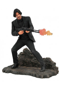 Figura John Wick Catacombs - Gallery - Diamond Select Toys