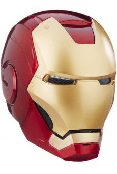 Réplica Casco Electrónico Iron Man - Marvel Legends - Hasbro