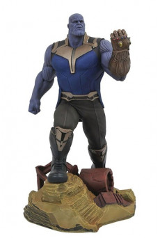 Figura Thanos - Vengadores Infinity War - Marvel Gallery - Diamond Select Toys