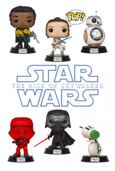 Figuras Funko Pop Vinyl - Star Wars: Episodio IX - El Ascenso de Skywalker