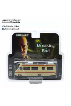 Caravana Breaking Bad 1:64 - Fleetwood Bounder 1986 - Greenlight