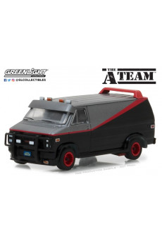 Furgoneta El Equipo A - GMC Vandura 1983 - Greenlight Collectibles