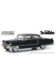 Coche El Padrino 1:24 - Cadillac Fleetwood 1955 Series 60 - Greenlight