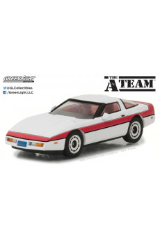 Chevrolet Corvette C4 1:43 - El Equipo A - Greenlight