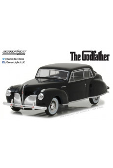 Coche El Padrino 1:43 - Lincoln Continental 1941 - Greenlight