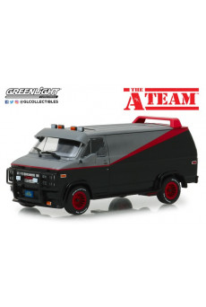 Furgoneta El Equipo A 1:43 - GMC Vandura 1983 - Greenlight Collectibles