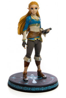Figuras Zelda - Breath of the Wild - First 4 Figures