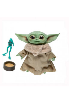 Peluche The Child - Baby Yoda - Star Wars The Mandalorian - Hasbro