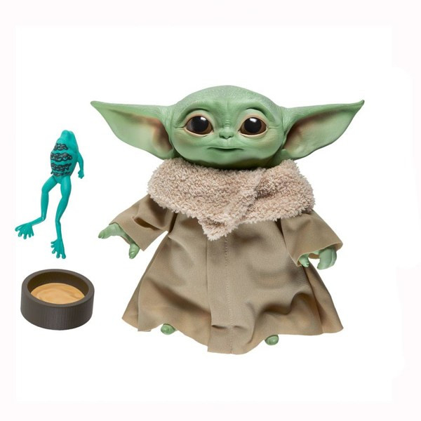 Peluche The Child - Baby Yoda - Star Wars - Hasbro