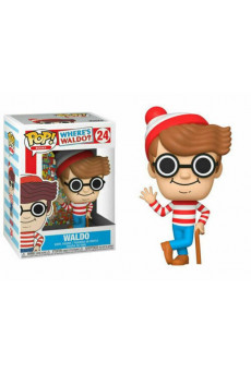 Figura Funko Pop Vinyl - Wally - ¿Dónde está Wally?