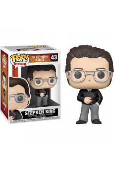 Figura Funko Pop Vinyl - Stephen King
