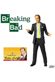 Figura Saul Goodman - Breaking Bad - Mezco Toys