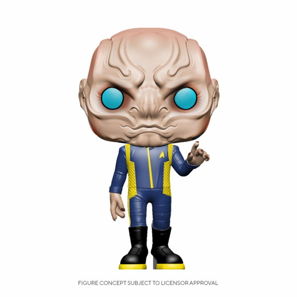Figuras Funko Pop Vinyl - Star Trek - TNG - Beyond