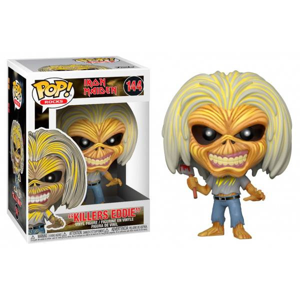 Figuras Funko Pop Vinyl - Iron Maiden