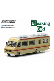 Caravana Breaking Bad 1:43 - Fleetwood Bounder 1986 - Greenlight