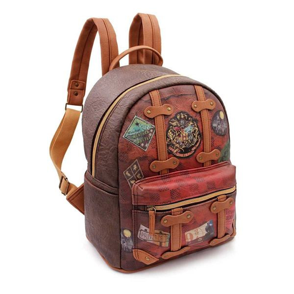 Mochila Harry Potter Fashion Railway