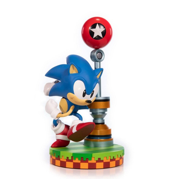 Figura Sonic the Hedgehog – First 4 Figures