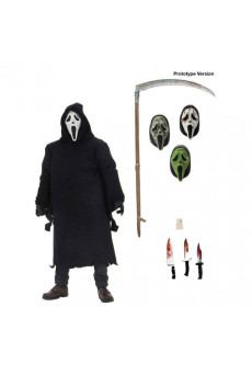 Figura Ghostface Ultimate – Scream – Neca