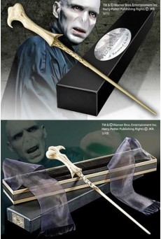 Varita Mágica de Lord Voldemort – Harry Potter - Noble Collection