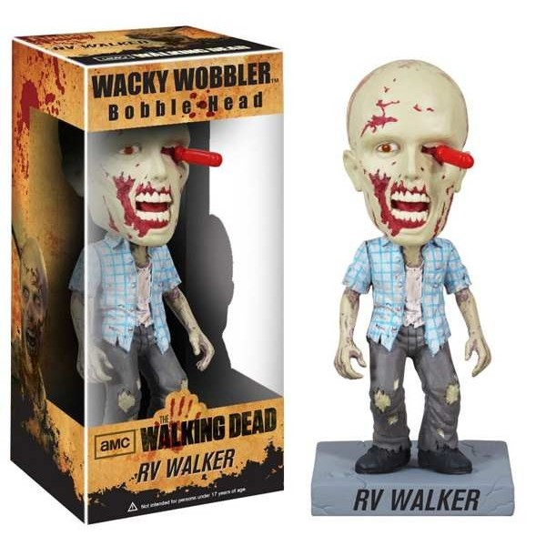 Figuras THE WALKING DEAD – Wacky Wobbler – Funko
