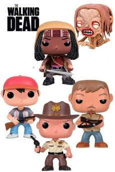 Figuras Funko Pop! Vinyl – The Walking Dead - Más de 20 modelos disponibles