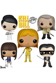 Figuras Funko Pop Vinyl - Kill Bill