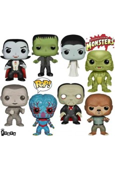 Figuras Funko Pop Vinyl - Universal Monsters