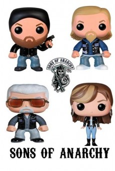 Figuras Funko Pop Vinyl - Sons of Anarchy