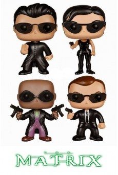 Figuras Funko Pop Vinyl - Matrix