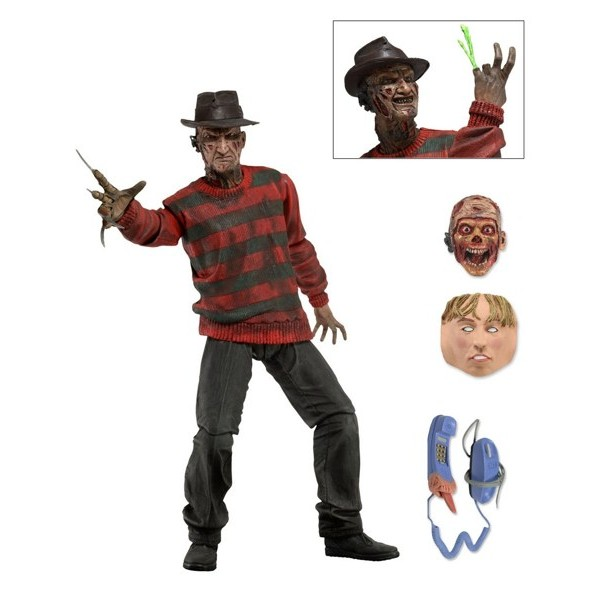 Figura Freddy Krueger 30th Anniversary Ultimate - Neca