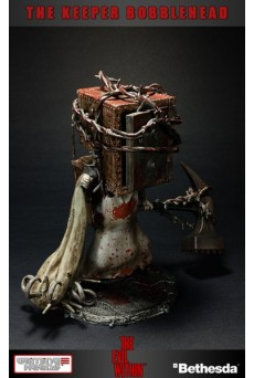 Figura EL GUARDIÁN (THE KEEPER) - The Evil Within – Bobblehead – Gaming Heads