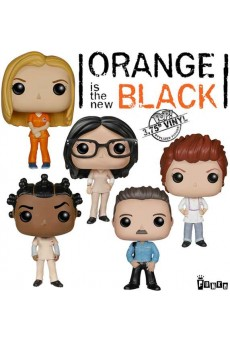 Figuras Funko Pop Vinyl - Orange Is The New Black