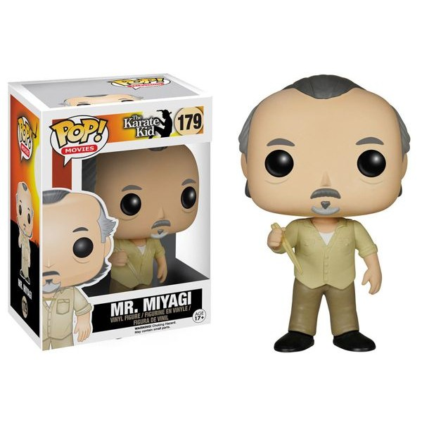 Figuras Funko Pop Vinyl - Karate Kid