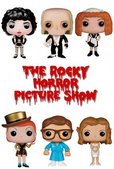 Figuras Funko Pop Vinyl - The Rocky Horror Picture Show
