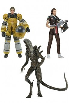 Figuras Alien Isolation – Serie 6 – Neca