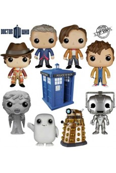 Figuras Funko Pop Vinyl - Doctor Who
