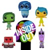Figuras Funko Pop Vinyl - Del Revés (Inside Out)
