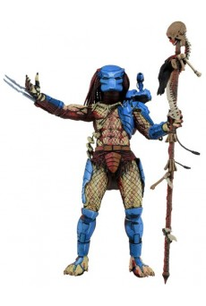 Figura Predator 25th Anniversary Dark Horse Comic Book – Neca