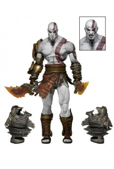 Figura Ultimate Kratos – God of War III – Neca
