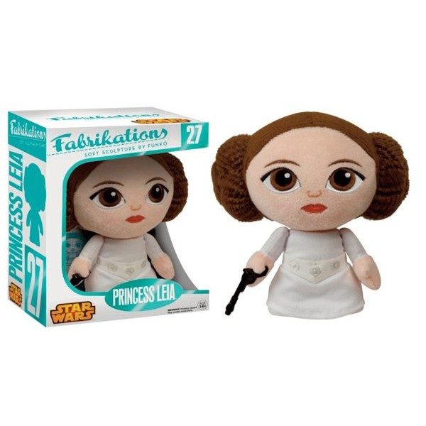 Peluche Pricesa Leia – Fabrikations – Star Wars – Funko