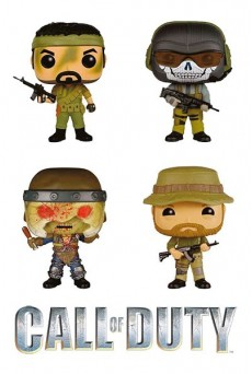 Figuras Funko Pop Vinyl - Call of Duty