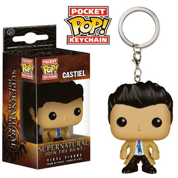Llaveros-Figuras Funko Pocket Pop Keychain – Supernatural