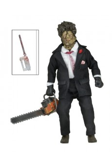 Figura Leatherface Retro 30th Anniversary – La Matanza de Texas 2 – Neca