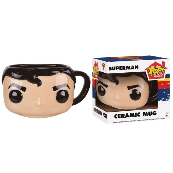 Tazas Funko Pop Home – DC Comics