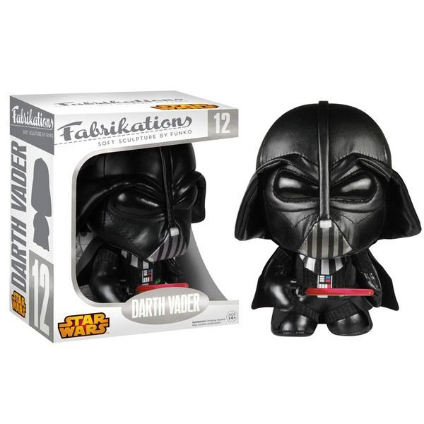 Peluche Darth Vader – Fabrikations – Star Wars – Funko