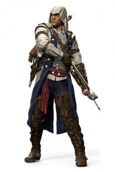 Figura Connor – Color Tops - Assassin´s Creed III – McFarlane Toys