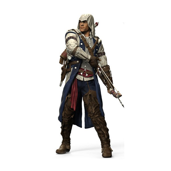 Figura Connor – Assassin´s Creed III – McFarlane Toys