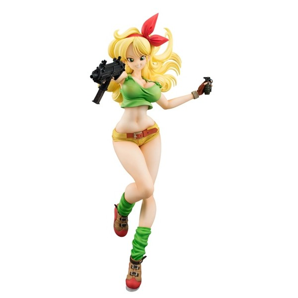 Figura Launch – Dragon Ball Gals – Megahouse
