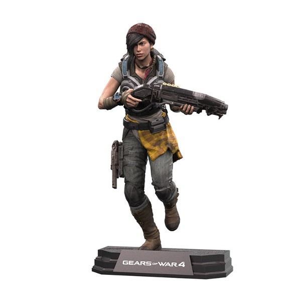 Figura Kait Diaz – Color Tops – Gears of War 4 – McFarlane Toys