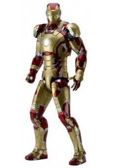 Figura Iron Man Mark XLII – Escala 1/4 – Neca